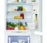 Combi frigo congélateur